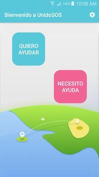 UnidoSOS apk screenshot