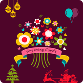 Greetings Wallpapers 2015 icon