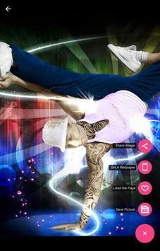 Dance Wallpaper apk screenshot