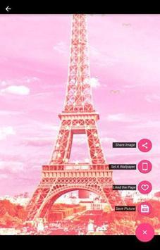 Paris Wallpaper HD apk screenshot