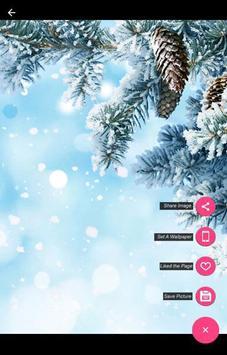 Winter Snow Wallpaper screenshot 3