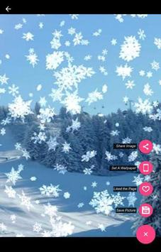 Winter Snow Wallpaper screenshot 4
