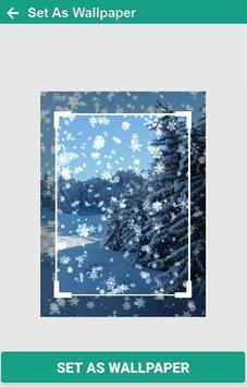 Winter Snow Wallpaper screenshot 5