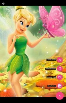 Tinkerbell Wallpaper HD screenshot 3