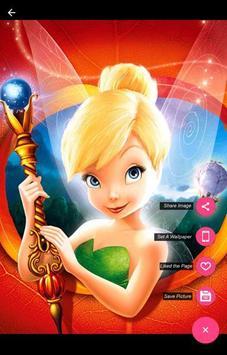 Tinkerbell Wallpaper HD screenshot 4