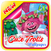 Cute Trolls Wallpapers icon