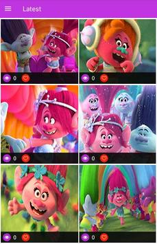 Cute Trolls Wallpapers screenshot 2