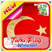 Turki Flag Wallpaper icon