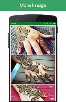 Mehndi Design 2018 apk screenshot