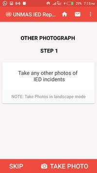 UNMAS IED Reporting Tool screenshot 6
