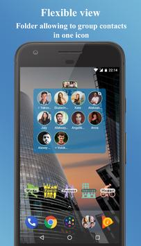 Contacts Widget screenshot 3