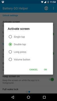 Battery GO Helper apk screenshot