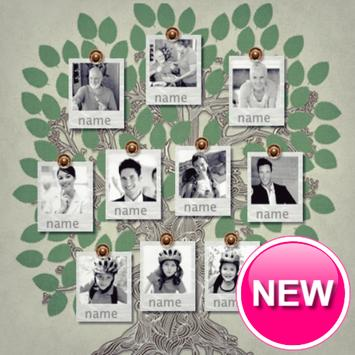 Tree Photo collage Maker poster