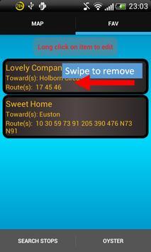 Simple London Bus Pro screenshot 3