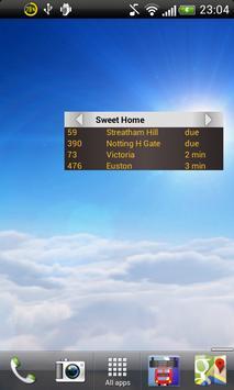 Simple London Bus Pro screenshot 1