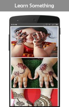Best Kids Mehndi Designs 2018 screenshot 1