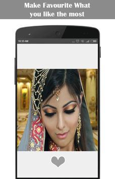 Best Makeup and Mehndi screenshot 1