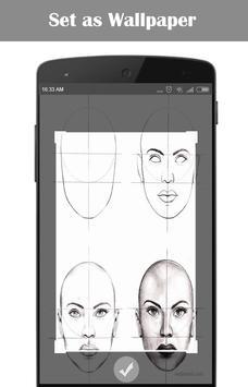 How to Draw Face apk screenshot