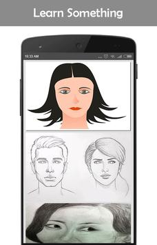 How to Draw Face poster