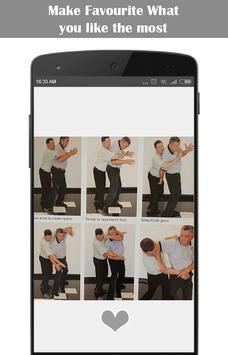 Self Defense Moves screenshot 1