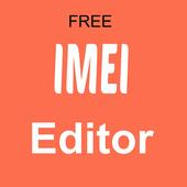 IMEI Editor Free icon