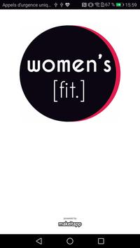 Women's Fit poster