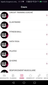 Women's Fit screenshot 3