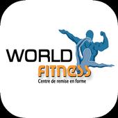 World Fitness icon