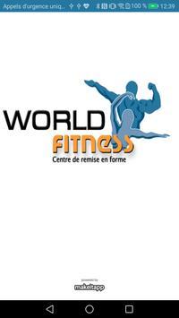 World Fitness poster