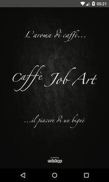 Caffè JobArt poster