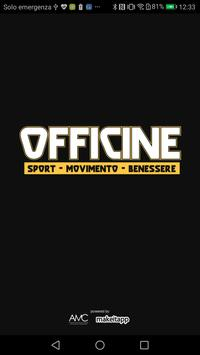 Officine Fit Club poster