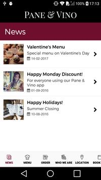 Pane & Vino En - Urban Restaurant apk screenshot