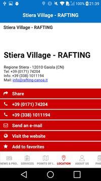 Stiera Village Rafting apk screenshot