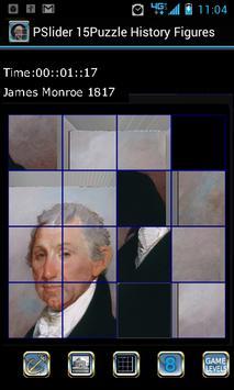 PSlider 15Puzzle History Faces apk screenshot
