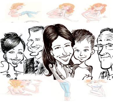 Order your Caricature screenshot 3