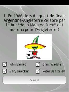 Quiz Football - World Cup apk screenshot