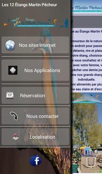 Les étangs Martin Pêcheur screenshot 1