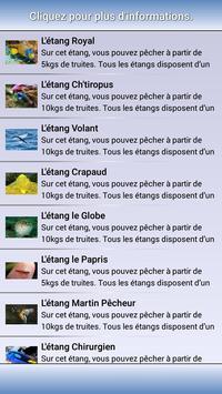 Les étangs Martin Pêcheur screenshot 2