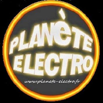 planete electro la radio poster