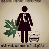 Kashmir Women Helpline-ATHROT icon