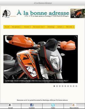 A La Bonne Adresse poster