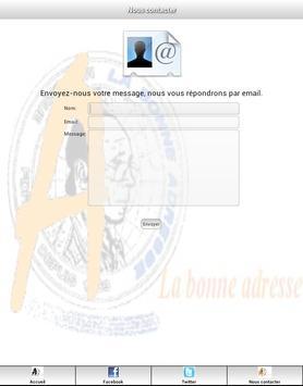 A La Bonne Adresse screenshot 3