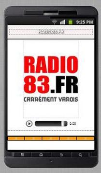 RADIO 83 poster