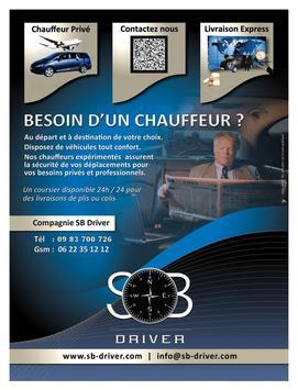 Chauffeur SB Driver screenshot 1