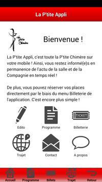 La P'tite Appli poster