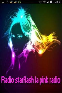 radio starflash poster