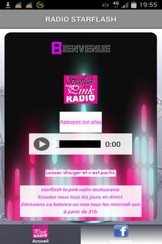 radio starflash screenshot 1