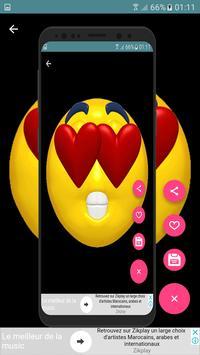 Love Emoticons😍 Adult Emojis gif screenshot 6
