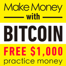 Make Money with BITCOIN starting with only $10. icon