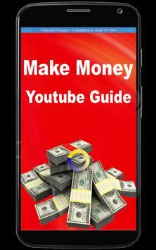 Make Money From Youtube Guide screenshot 3